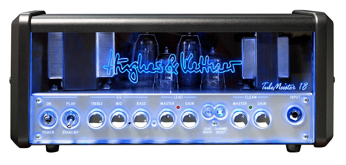 Hughes & Kettner TubeMeister 18 Head with Carry Bag