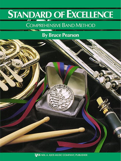 Standard of Excellence Drums Book 3