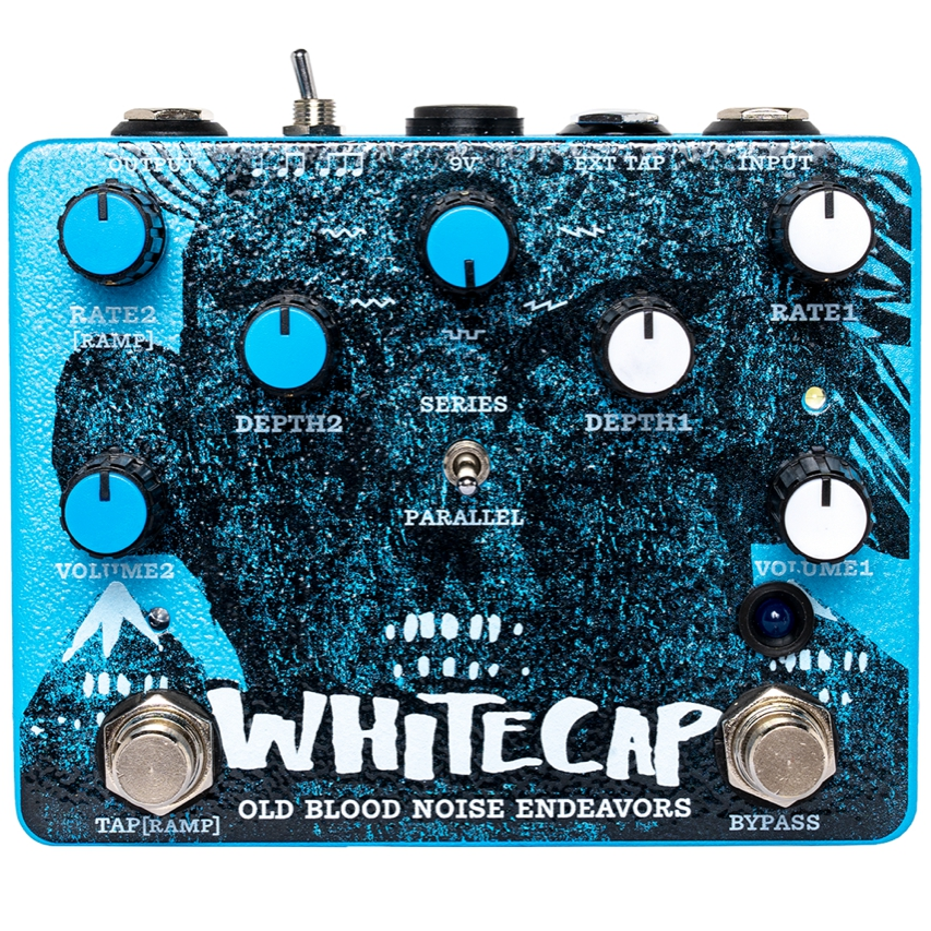Old Bood Noise Endeavors Whitecap Asynchronous Tremolo