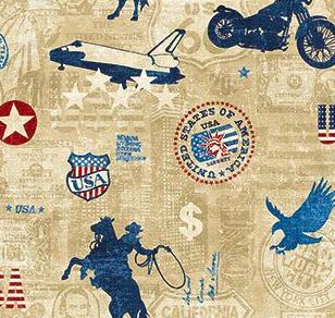 American Vintage 21335-12 beige