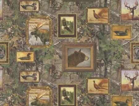 Realtree Wildlife Frames 10084 - 15503