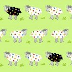 Promises Sheep Green 1052-66