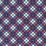 Kick Off Your Boots - Plaid Multi -  120-14641
