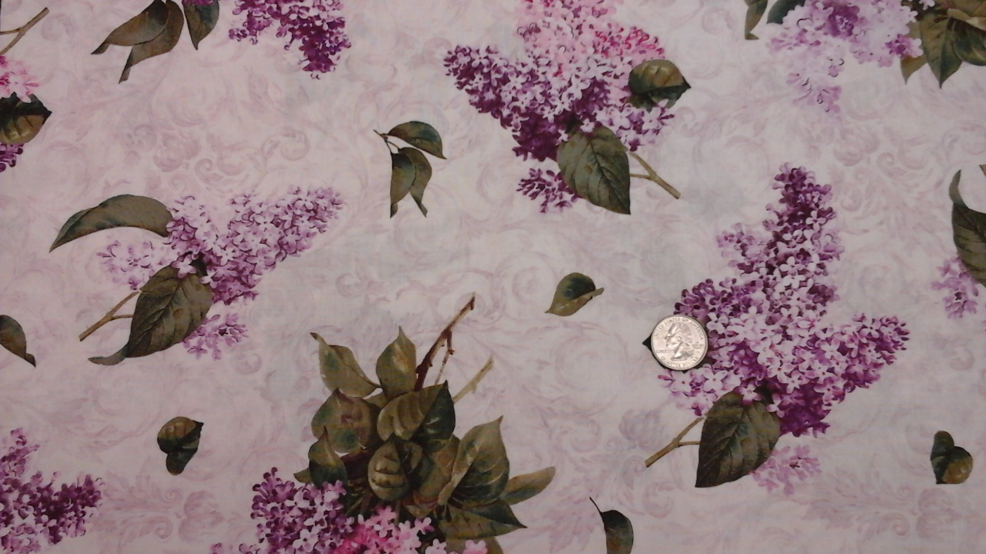 Chateau Lilac Blossoms - 1649-23167