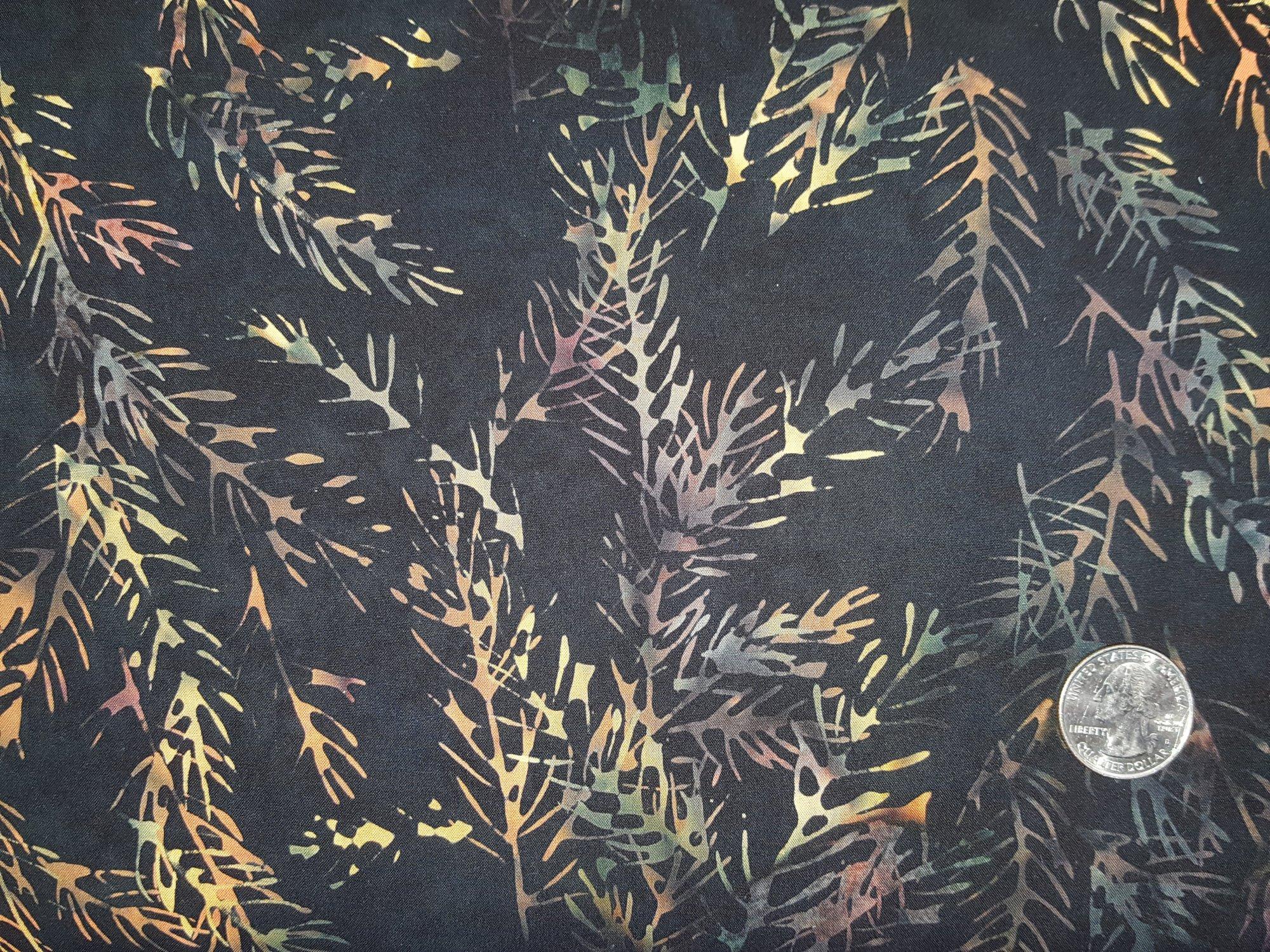 Bali Batiks - Pine Branches Rustica - P2048-613