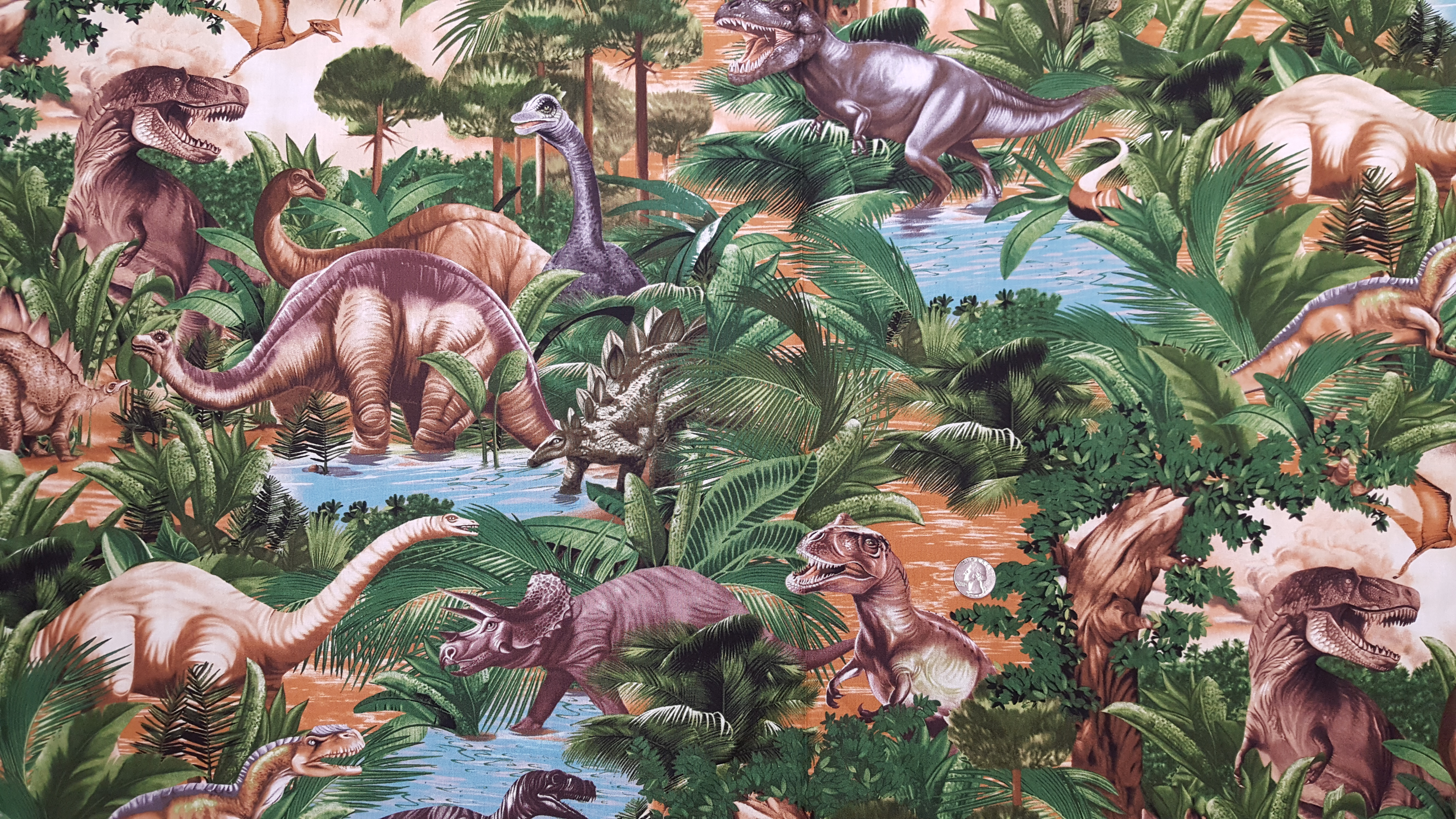 Dinosaurs<br>MICHAEL-C1545