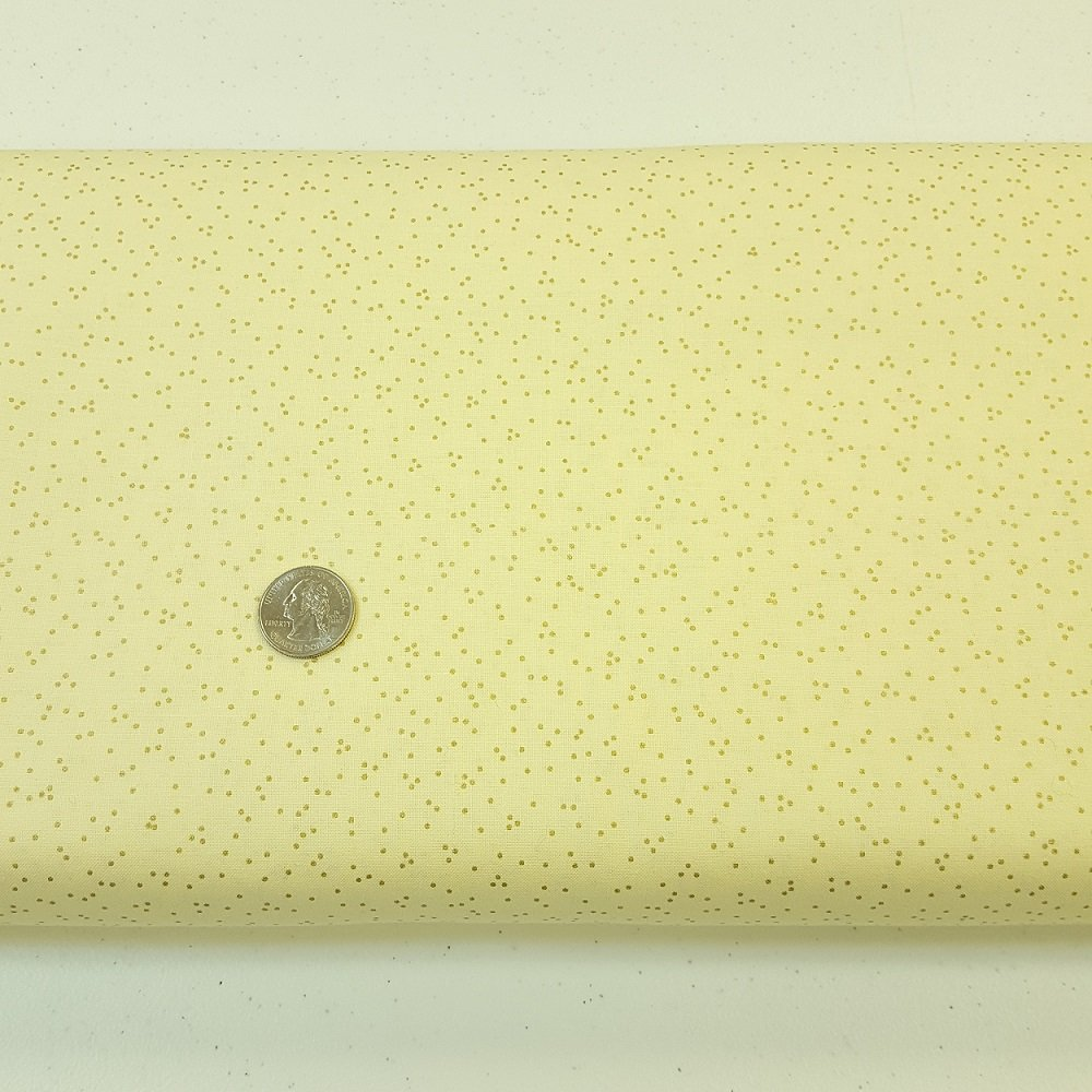 Sparkle Suede - Dot<br>SPAR302-E - Ecru w/Metallic