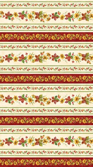 Give Thanks Cream Stripe - 20549-11