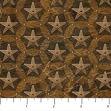 Wild and Free - Stars Brown - 21859 36