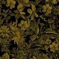 Delhi - 2450-21 - Leaves on Black
