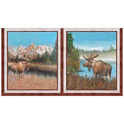 By Water's Edge - Moose Picture 24 - 1649-26041-X