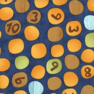 Ten Little Things Numbers Navy - 30503 20