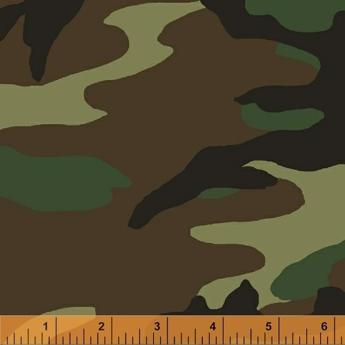 The Great Outdoors - Green Camo - 36383-1