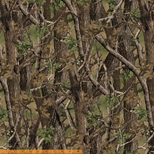The Great Outdoors - Multi Woodland Camo - 36384-X