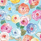 Butterfly Effect Floral 04194
