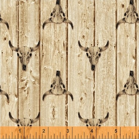 Ranch Hands Longhorn Ivory- 42582-5