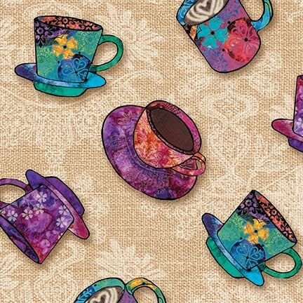 Coffee Break<br>4444-44 - Coffee Cups