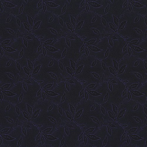Jinny Beyer Palette 4732-004 Leaf - Eggplant