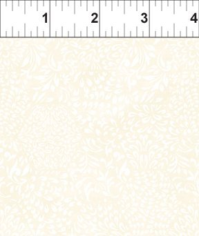 Ajisai - 5AJI-5 - Hexagons Cream