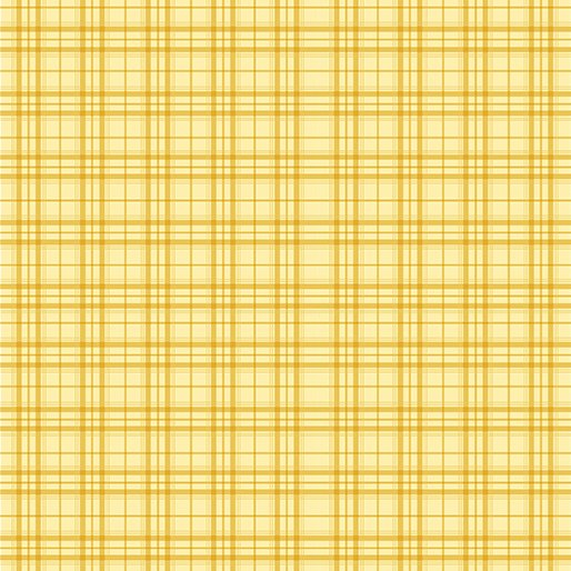 Home Grown - 6807-3<br>Yellow Plaid