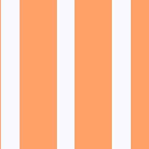 Let's Play Dolls Stripe Orange A-7100-EO