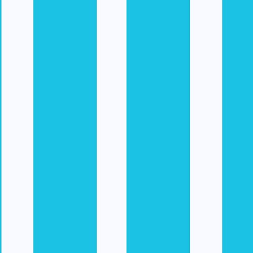 Let's Play Dolls Stripe Turquoise A-7100-T