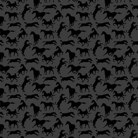 Thoroughbred - A-8679-K - Silhouette Black