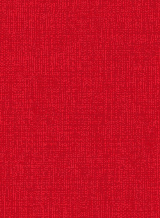 Avery 108 Red Burlap - 7424-088