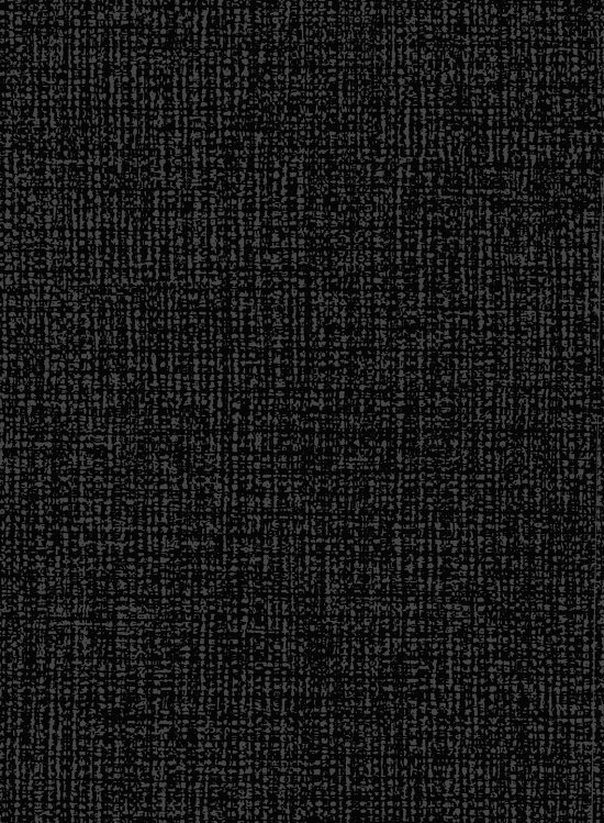 Avery 108 Black Burlap - 7424-099