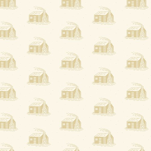 Little House on the Prairie Cabin Linen-A-7925-L