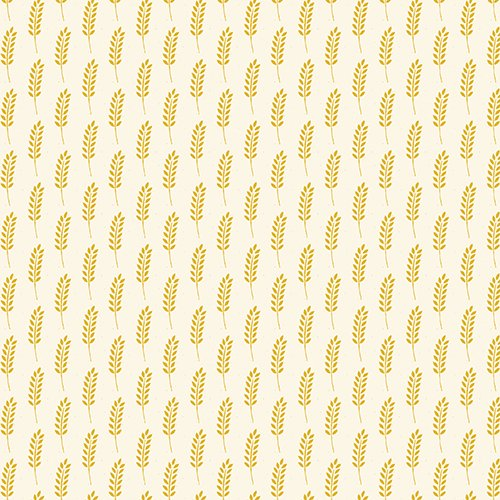 Little House on the Prairie Wheat Yellow - A7926-Y