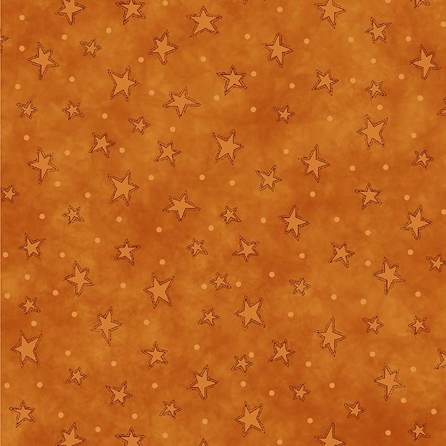 Starry Basics 8294-35 Orange