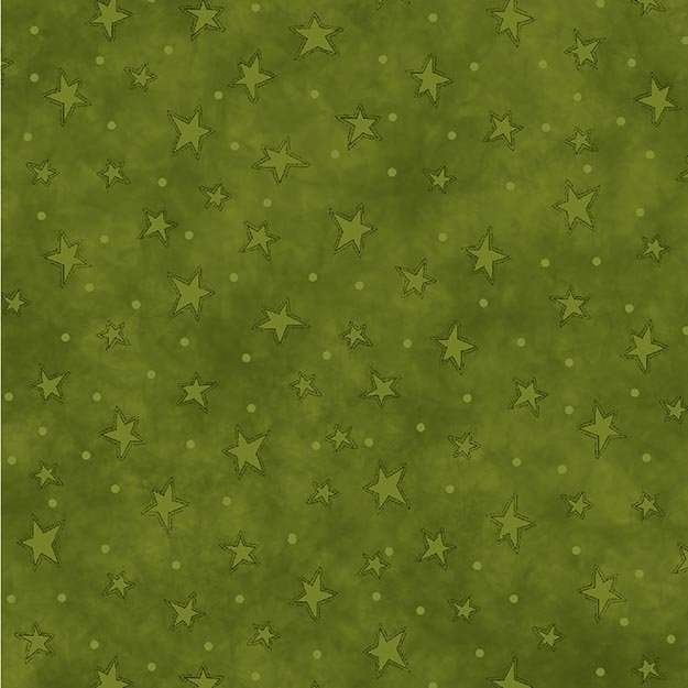 Starry Basics 8294-66 Green