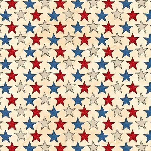 American Honor - Stars<br>B-8339-41 Multi