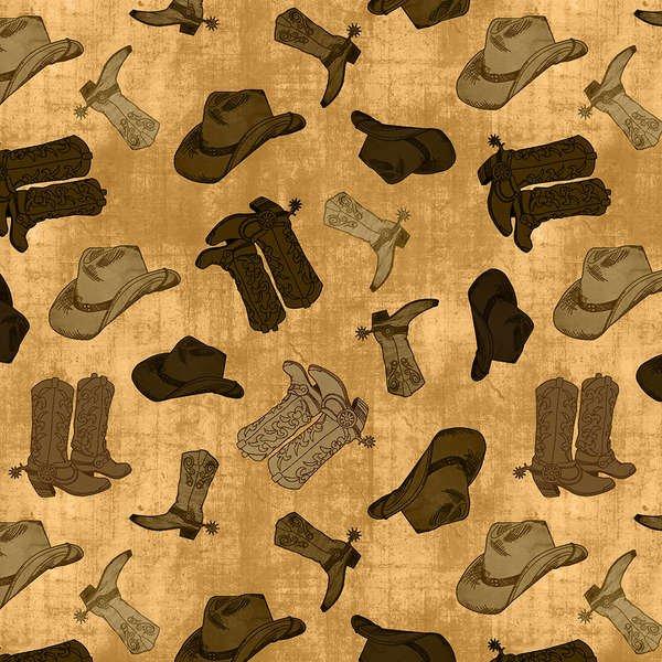 Ironwood Ranch Hats Boots Tan 84358-229