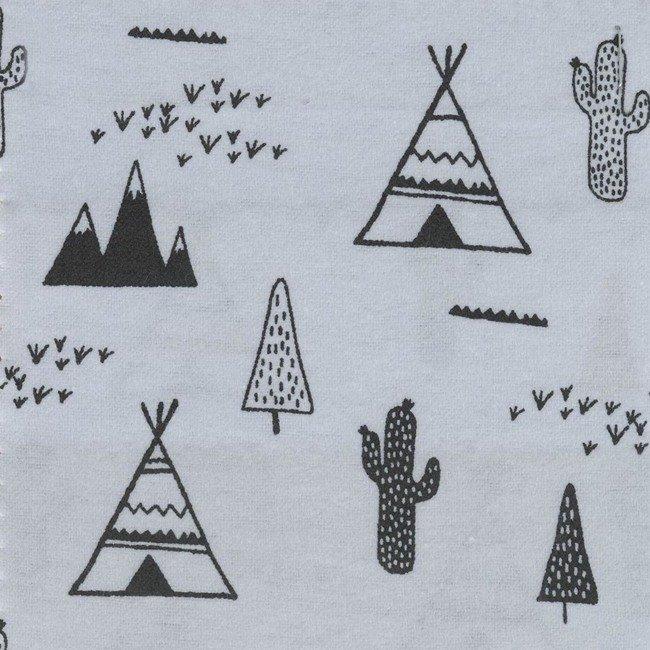 Teepee Cactus Grey - FLN-85899