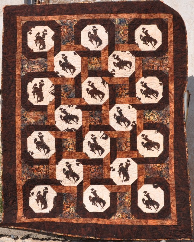 8 Second Ride Quilt Pattern