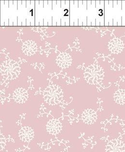 Romance - 8BQR-3 - Pinwheels Pink