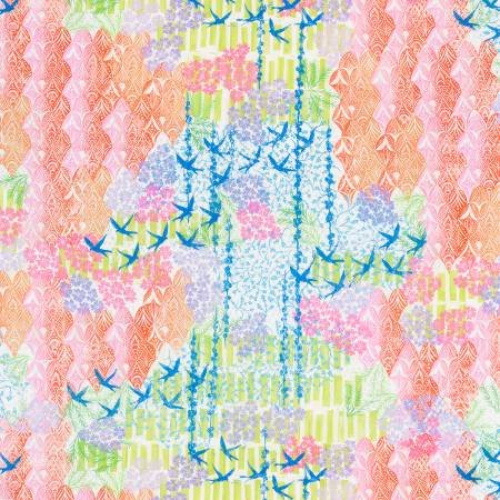 Marmalade Dream Digital<br>Multi Birds - AVWD-17897-205