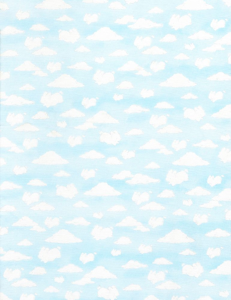 Cotton Tale Farm CF5824-SKY - Cloud Animals