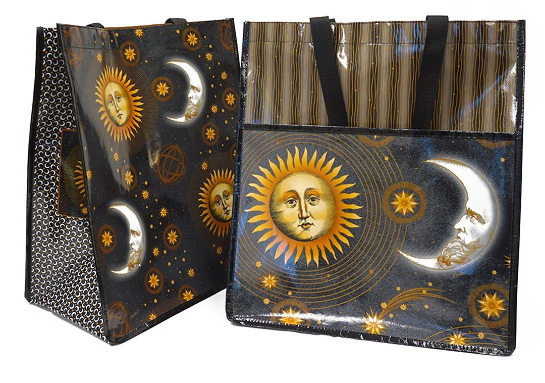 Celestial Shopping Tote