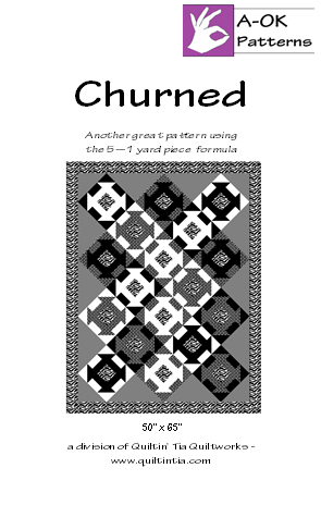 Churned A-OK Patterns