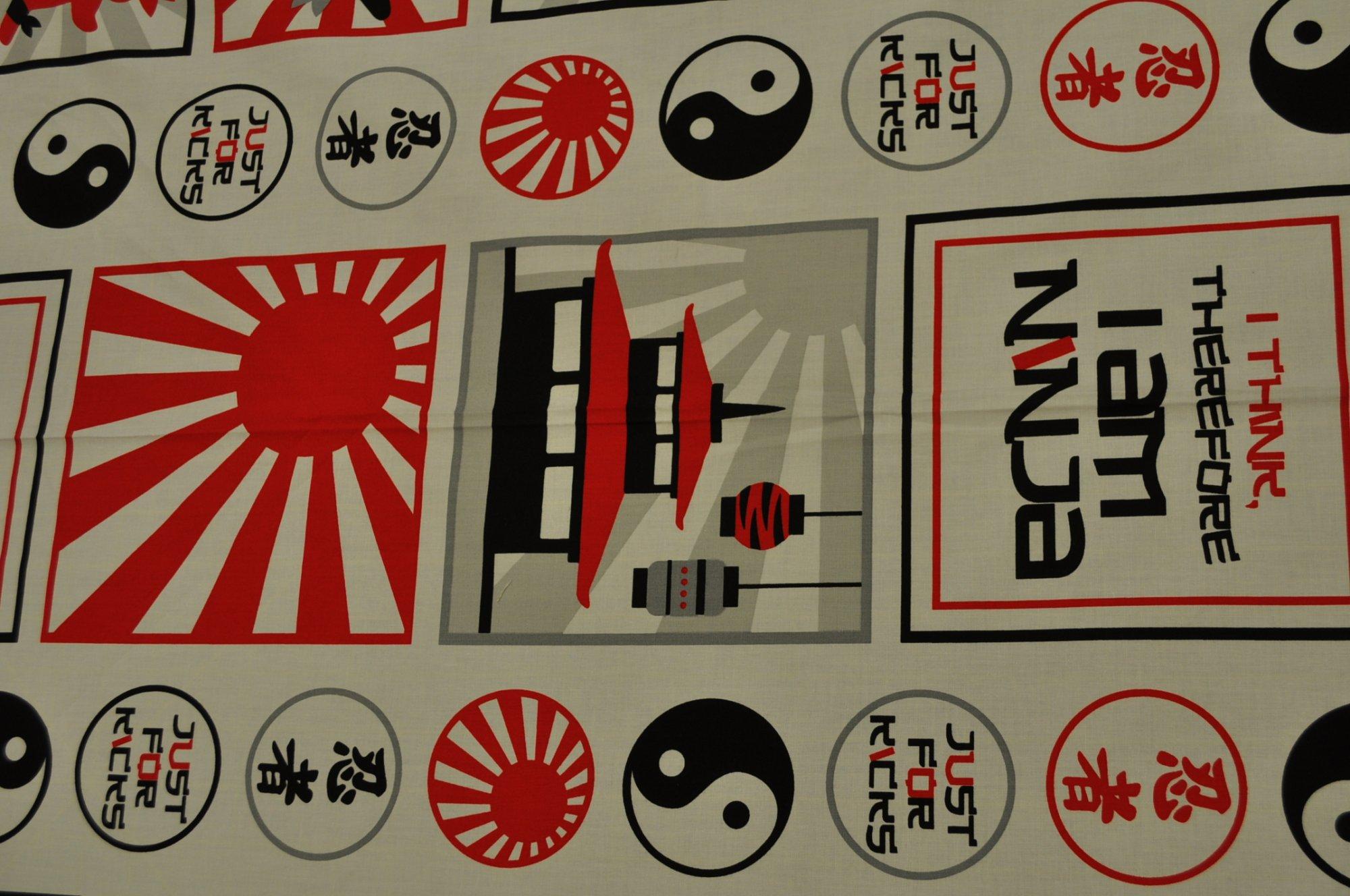 I Am Ninja - AIB-13741-3 RED