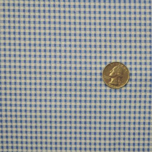 Delft Check Blue - K3195C-1
