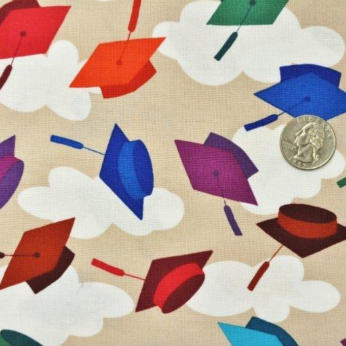 Graduation Graduation Caps Tan - HM62
