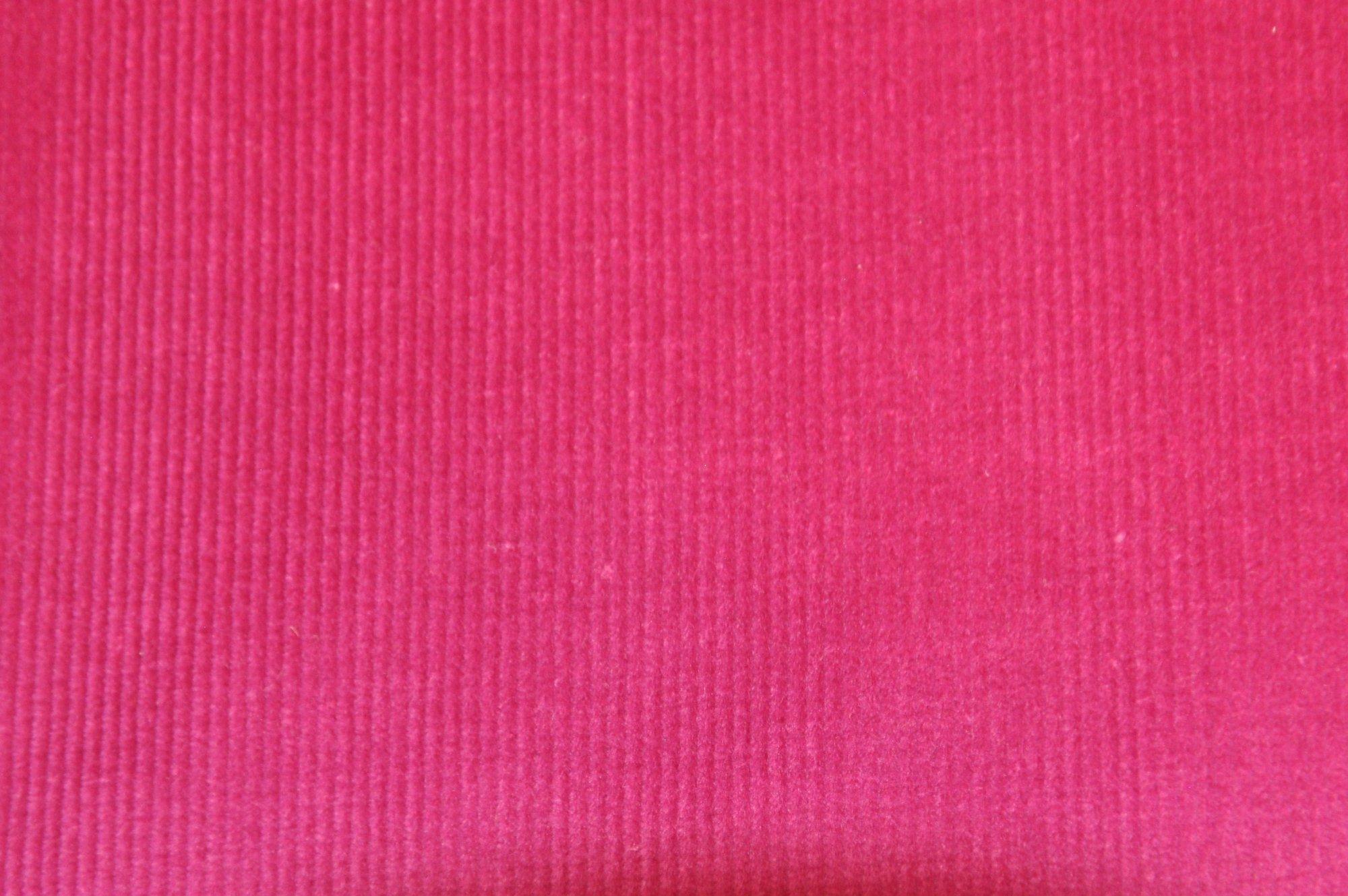 Stretch Corduroy 16W Fuchsia #1150