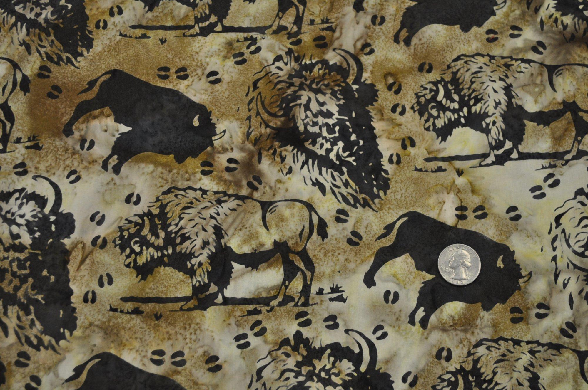 Custom Chop - Buffalo Saddle - N2876-372