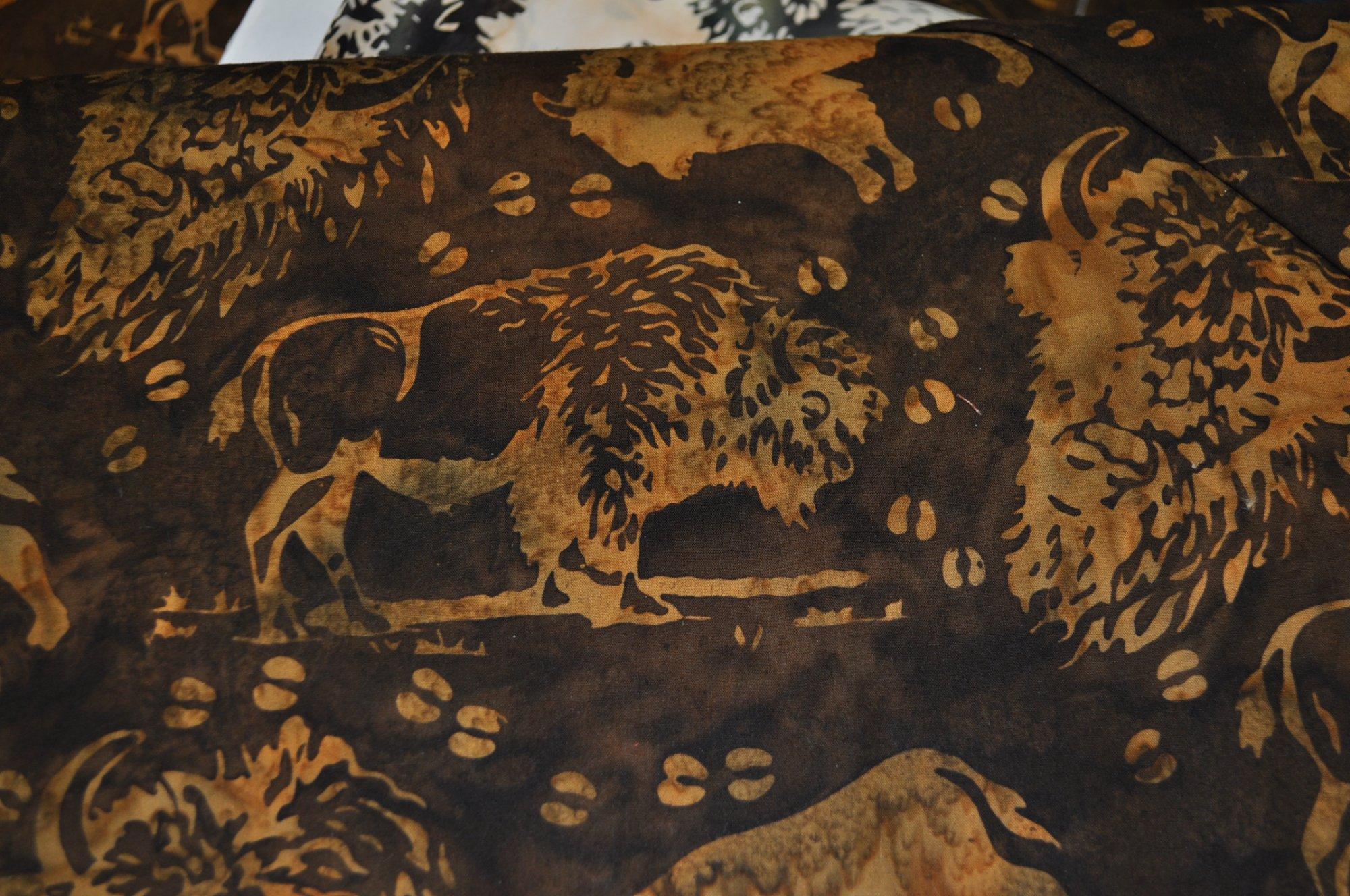 Bali Batik Buffalo Bison N2876-6