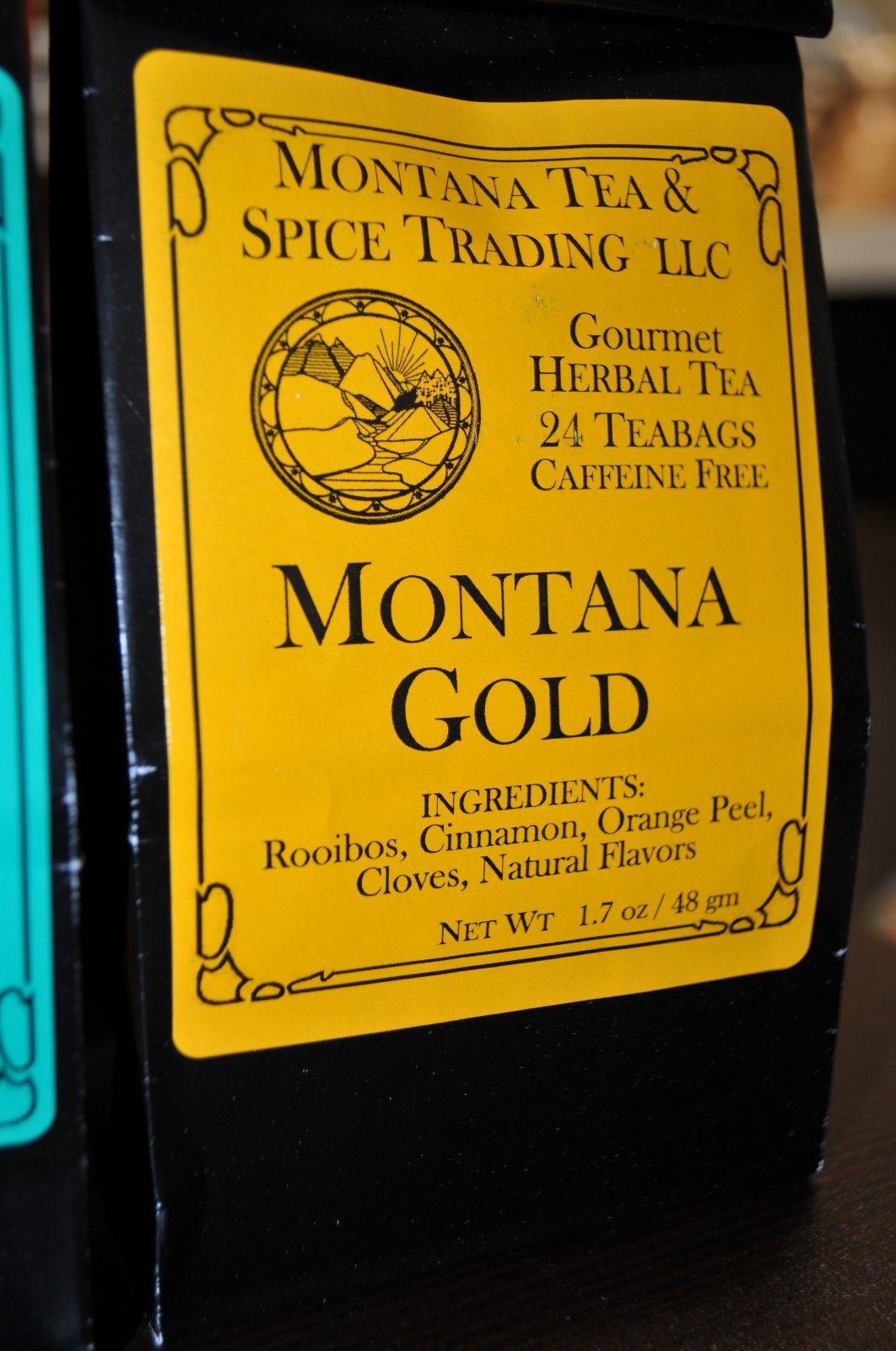 Montana Tea - Montana Gold