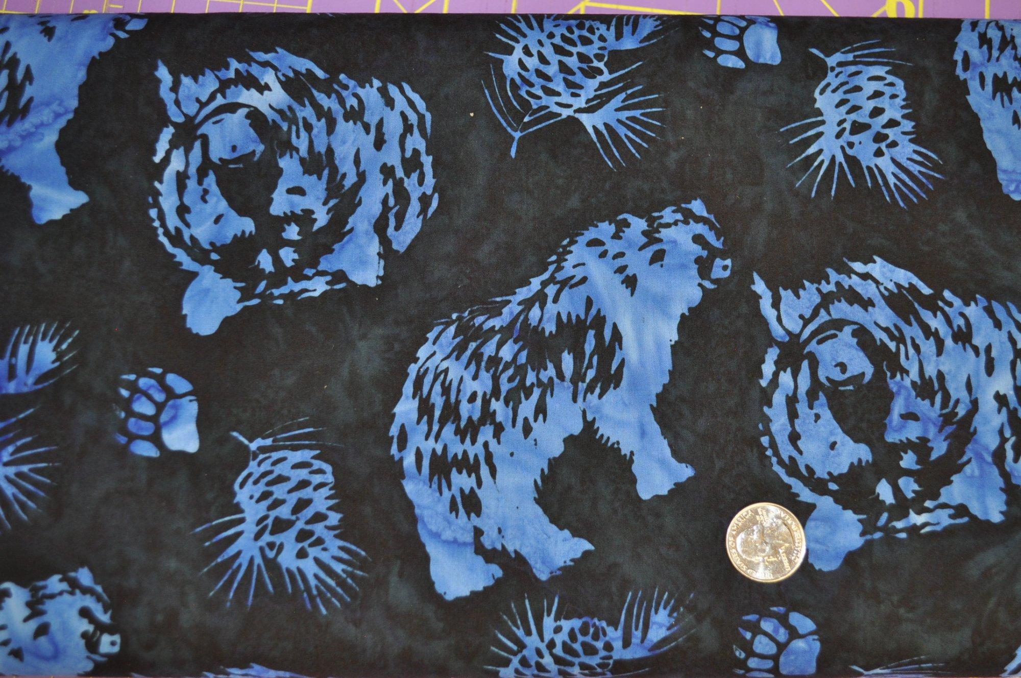 Bali Batik Grizzly Bear N2908-524 Tahiti